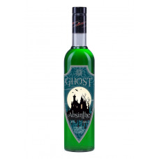 Настойка Абсент Гоуст Barmania Absinthe Ghost 0,7 л