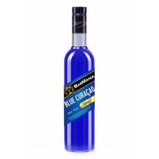 Ликер Блю Кюрасао Barmania Blue Curaçao 0.7 л