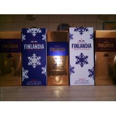 Водка Финляндия 3 литра Тетрапак - купить водку Finlandia 3L