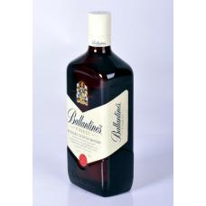 Виски Баллантайнс Файнест (Ballantine's Finest) 1 литр