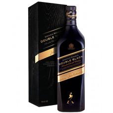 Виски Джонни Уокер Дабл Блэк (Johnnie Walker Double Black) 1 литр
