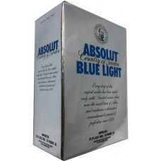 Водка Absolut Blue Light - (Абсолют Блу Лайт) 3л