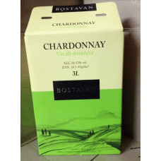 Вино Bostavan Cabernet Sauvignon 3 литра (белое)