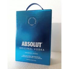 Водка Absolut Electrik 3 литра