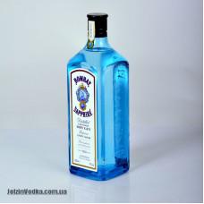 Джин Бомбей Сапфир (Bombay Sapphire) 1 литр