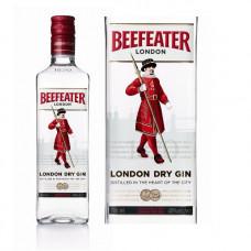 Джин Бифитер Драй (Beefeater Dry) 1 литр