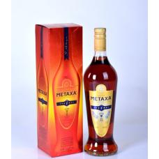 Бренди Metaxa 7 stars (Метакса 7 звезд) 1 литр
