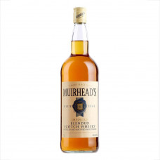 "Виски ""Muirhead's Finest Blended"" 1л 40%"